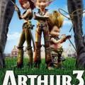 دانلود انیمیشن آرتور ۳ جنگ دو جهان