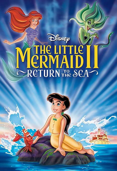 دانلود انیمیشن پری دریایی کوچولو ۲: بازگشت به دریا