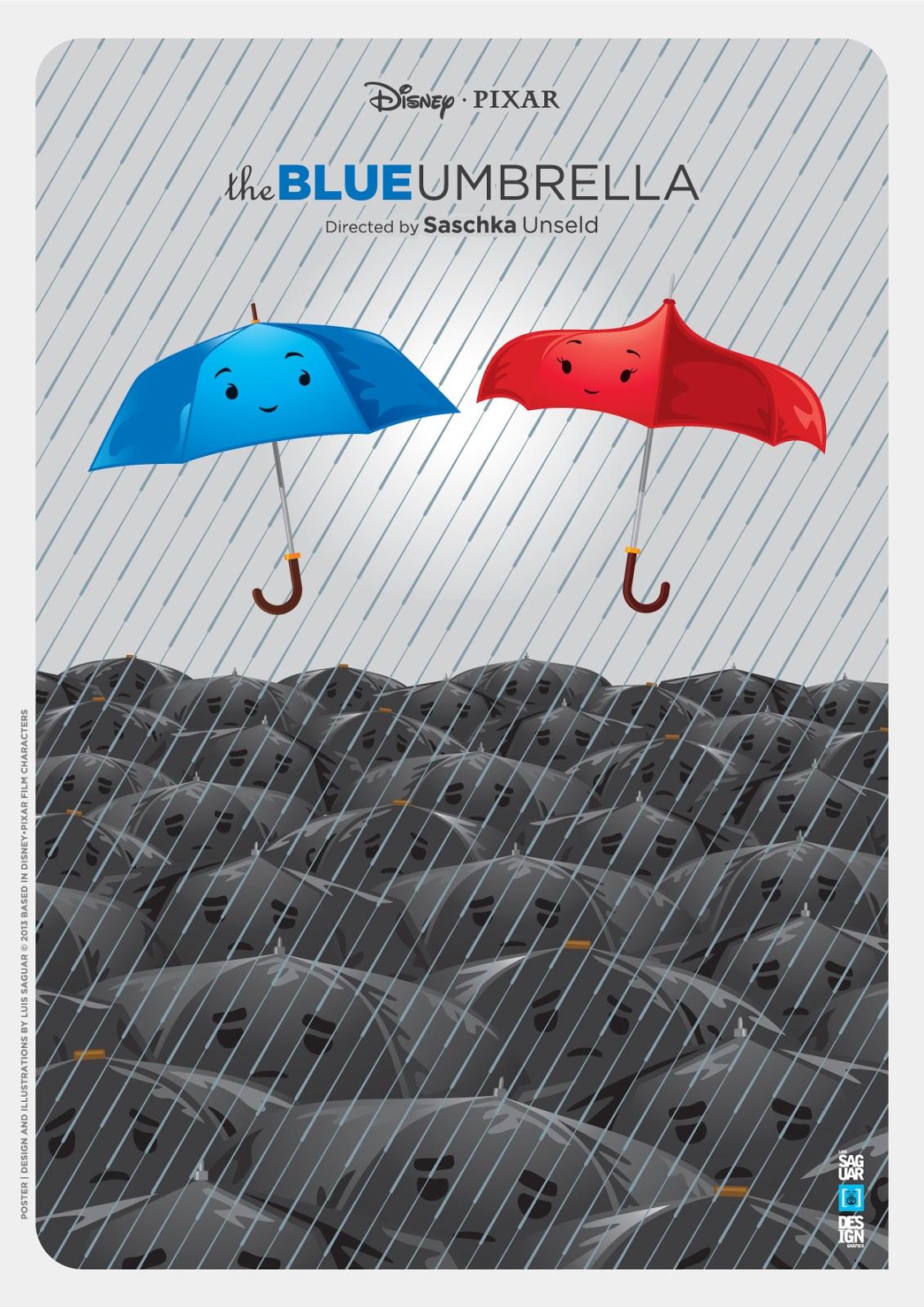 دانلود انیمیشن چتر آبی